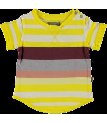 Kidscase Mikey Organic Baby T-Shirt Kidscase Mikey Organic Baby T-Shirt yellow