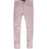 Finger in the Nose Tama Skinny Fit Jeans Finger in the Nose Tama Skinny Fit Jeans dust pink
