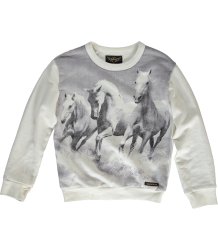 Finger in the Nose Violetta Sweater HORSES Finger in the Nose Violetta Sweater PAARDEN