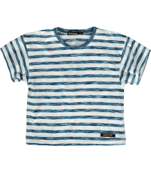 Finger in the Nose Drop Girls Crop Tee STRIPES Finger in the Nose Drop Girls Crop Tee STREEP