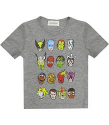 Simple Kids Comic Tee HEROES Simple Kids Comic Tee HELDEN