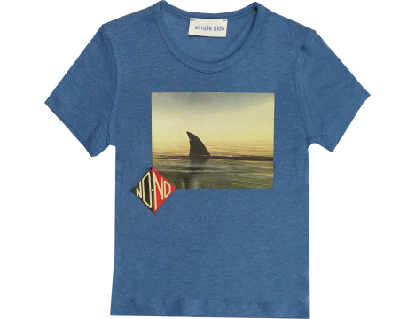 Simple Kids No Tee OCEAN