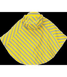Gosoaky Crouching Tiger Regencape Gosoaky Crouching Tiger Cape geel en grijze streep