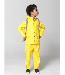 Gosoaky Elephant Man Regenjas Gosoaky Elephant Man rain coat yellow