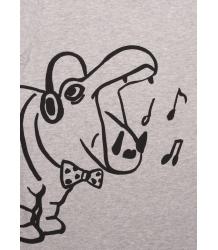 Emile et Ida Tee Shirt, Round Neck, SS HIPPO Emile et Ida Tee Shirt, Round Neck, SS HIPPO
