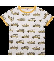 Emile et Ida Tee Shirt, Round Neck CARS Emile et Ida Tee Shirt, Round Neck AUTO