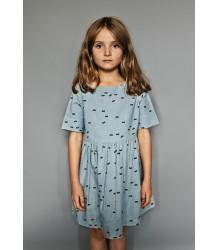 Beau LOves Love Dress DENIM Beau LOves Love Dress blue chambrai DENIM