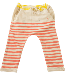 Bobo Choses Fleece Trousers STRIPES Bobo Choses Sweat Broek STREPEN