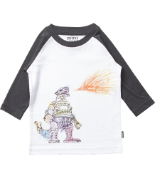 Munster Kids DinoFire Tee Munster Kids Zilla Fire Tee