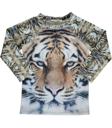 Popupshop Swim Blouse UV TIGER Popupshop Zwem Top UV Tijger