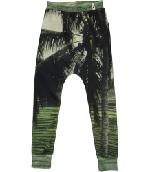 Popupshop Baggy Leggings PALM Popupshop Baggy Leggings PALM