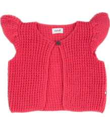 Oeuf NYC Mae Vest Oeuf NYC Mae Vest  coral pink