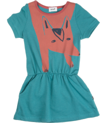 Oeuf NYC Tee Shirt Dress FOX Oeuf NYC Tee Shirt Jurkje VOS