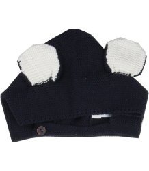 Oeuf NYC Bear Hat Oeuf NYC Bear Tie Hat