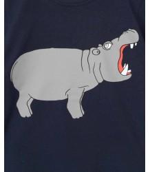 Mini Rodini SS Tee HIPPO Mini Rodini SS Tee HIPPO