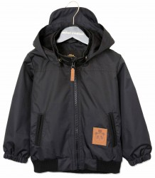 Mini Rodini Wind Jacket Mini Rodini Wind Jacket black