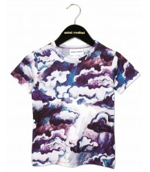 Mini Rodini AOP Tee CLOUDS Mini Rodini AOP Tee CLOUDS