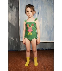 Mini Rodini Swimsuit Ruffle SP BUNNY Mini Rodini Swimsuit Ruffle SP BUNNY