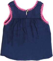 Aimee Top Moss Simple Kids Aimee Top Moss marine