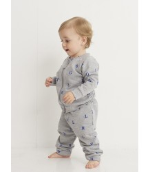 Soft Gallery Niko Baby Pants  LETTERS Soft Gallery Niko Baby Pants LETTERS