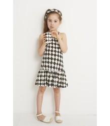 Soft Gallery Rosy Dress JOKER Soft Gallery Rosy Dress JOKER black and white