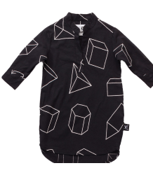 Nununu Cotton Kaftan GEOMETRIC Cotton Kaftan GEOMETRIC