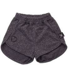 Nununu Gym Shorts Nununu Gym Shorts charcoal melange