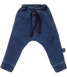 Nununu Denim Riding Sweatpants Nununu Denim Riding Sweatpants