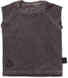 Nununu Muscle Shirt Nununu Muscle Shirt dyed grey