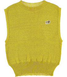 The Animals Observatory Parrot - Gold Vest Lurex The Animals Observatory Parrot - Gold Vest Lurex
