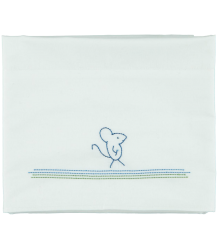 Mouse Sheet Kidscase HOME Muis Laken blue