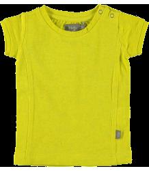 Kidscase Barney Organic Baby T-Shirt Kidscase Barney Organic Baby T-Shirt yellow