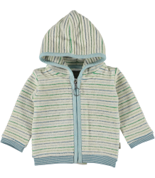 Kidscase Riza Organic NB Jacket Kidscase Riza Organic NB Jacket light blue