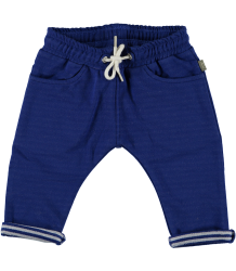 Kidscase Jumper Organic Baby Pants Kidscase Jumper Organic Baby Pants blue