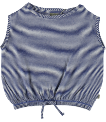Kidscase Spirit Organic Big T-shirt Kidscase Spirit Organic Big T-shirt blue