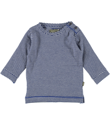 Kidscase Spirit Organic T-shirt Longsleeves Kidscase Spirit Organic T-shirt Long sleeves blue