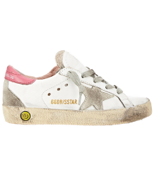 Golden Goose Superstar Golden Goose Superstar white and pink