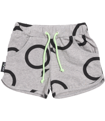 Mói Shorts CIRCLES Moi Shorts CIRCLES grey melange