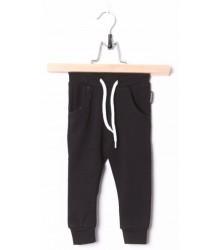 Black Baggy Pants Lucky No.7 Black Baggy Pants