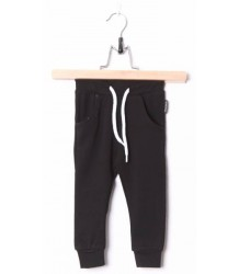 Lucky No.7 Black Baggy Pants Lucky No.7 Black Baggy Pants