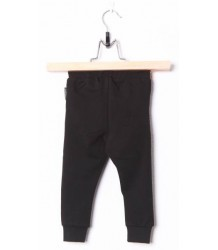 Black Baggy Pants Lucky No.7 Black Baggy Pants