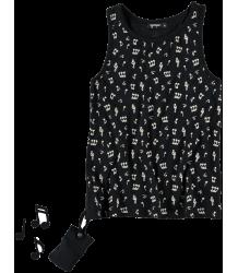 Yporqué Music Vest Tee (GELUID) Yporque Music Vest Tee met geluid