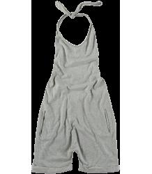 Yporqué Short Overall Yporque Short Overall grey melange