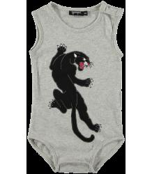 Yporqué Panther Body Yporque Panther Body grey melange