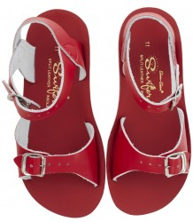 Salt Water Sandals Sun-San Surfer  Salt Water Sandals Sun-San Surfer RED