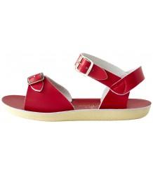Salt Water Sandals Sun-San Surfer  Salt Water Sandals Sun-San Surfer RED
