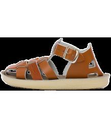 Salt Water Sandals Sun-San Shark Salt Water Sandals Sun-San Sharks tan