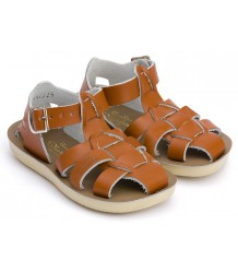 Salt Water Sandals Sun-San Shark Salt Water Sandals Sun-San Sharks tan