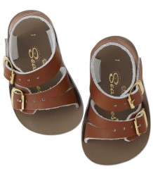 Salt Water Sandals Sun-San Seawee Salt Water Sandals Sun-San Seawee in tan bruin