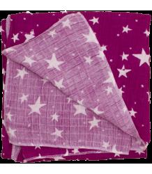 Noé & Zoë Swaddle STARS Noe & Zoe Swaddle STARS  purple
